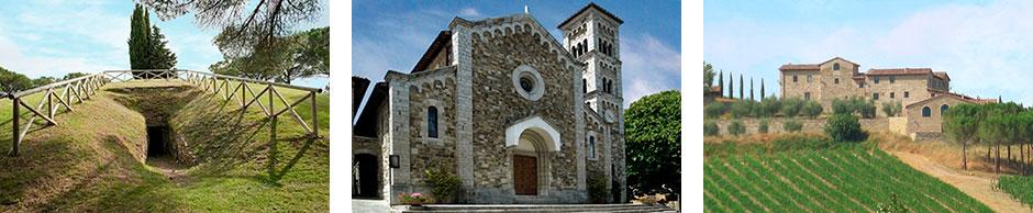 PODERE DI CASALTA - History