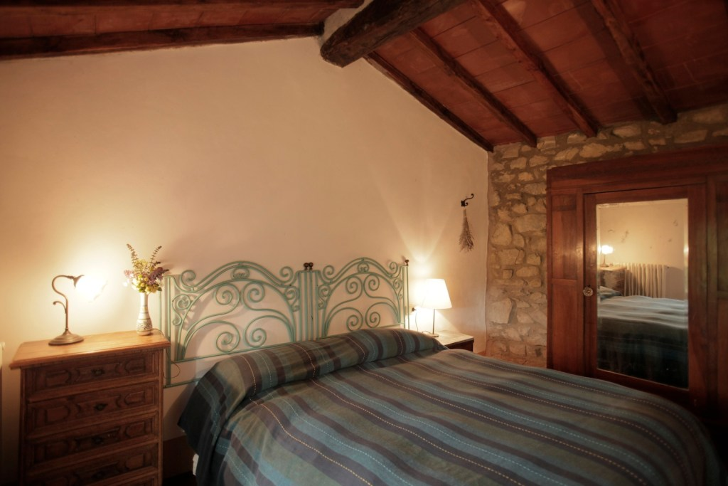 3. Casa Ciliegi - bedroom 1