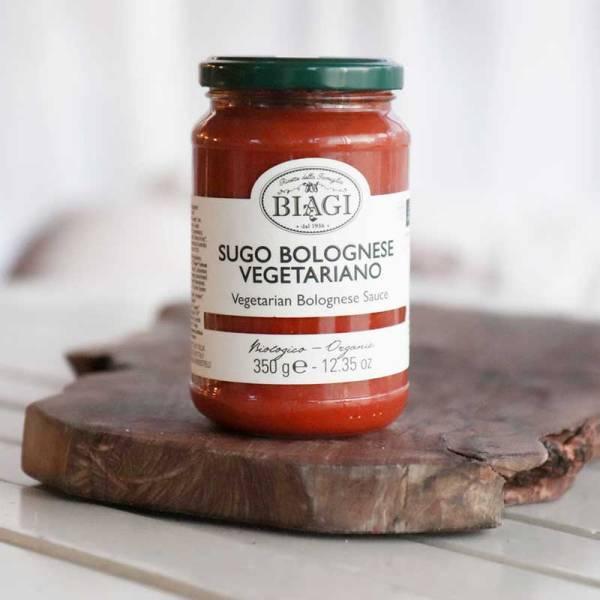 Organic Vegetarian bolognese sauce