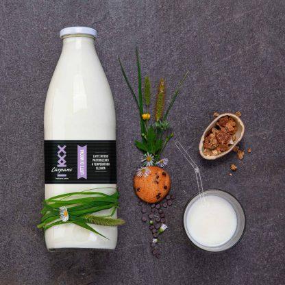 Latte Carpano Moena Podere San Felice
