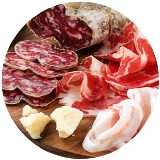 Salumi, Carne e Insaccati