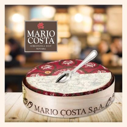 Gorgonzola Cucchiaio Mario Costa Podere San Felice