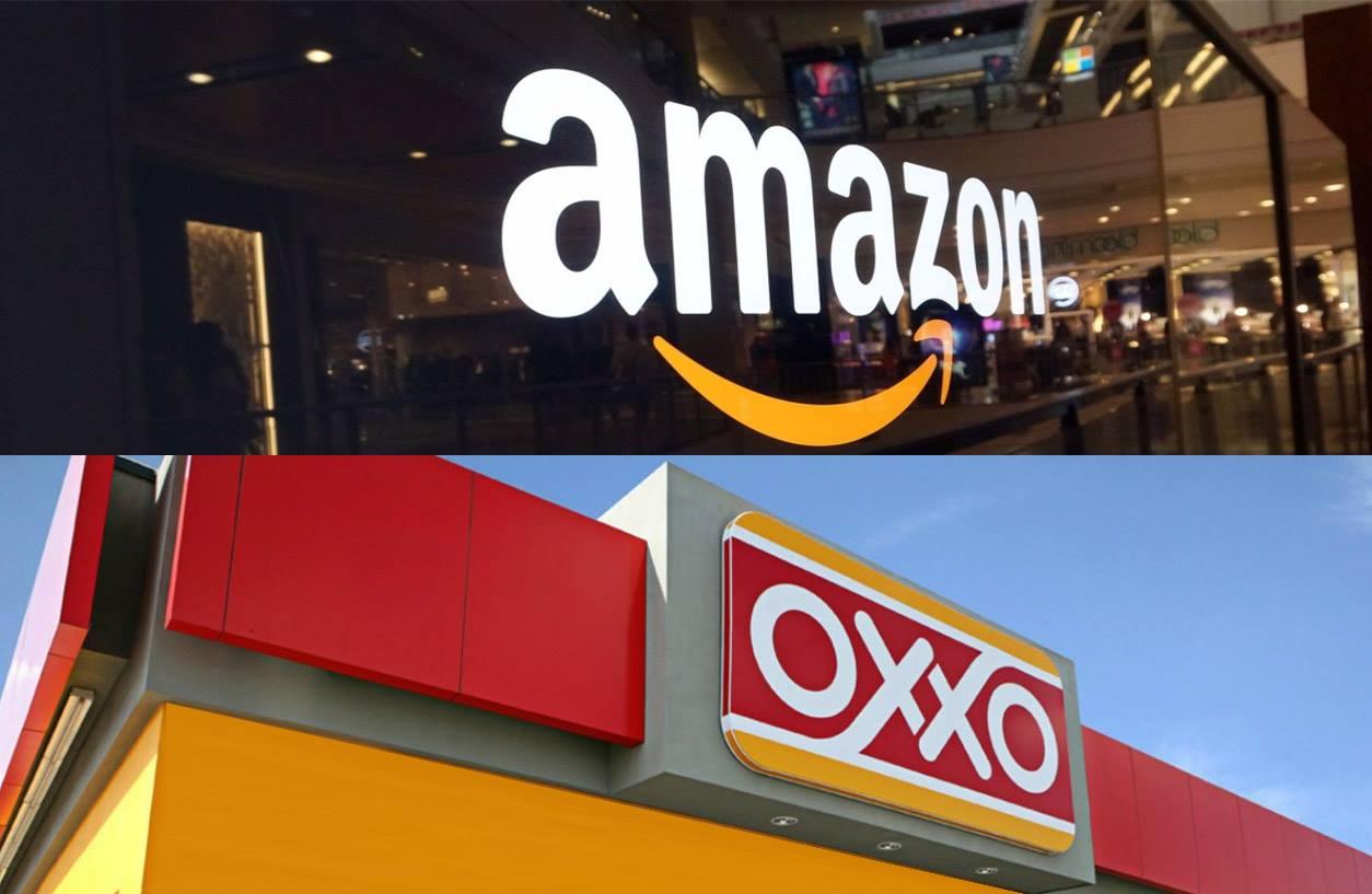 Amazon México y OXXO anunciaron hoy el nuevo servicio  Puntos de entrega  Amazon en OXXO . Ahora ae1adaa0623