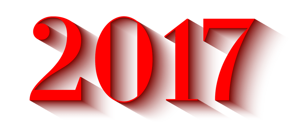 2017 in red
