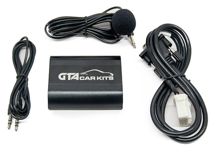 GTA Bluetooth car kit