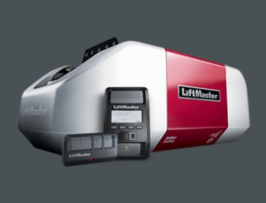myQ-Connected LiftMaster Garage Door Opener