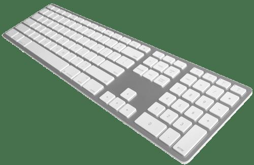 Matias Wireless Aluminum Keyboard