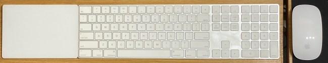 Apple Magic Trackpad 2, Magic Keyboard, and Magic Mouse 2