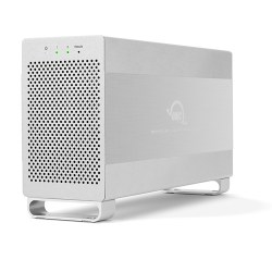 OWC RAID Enclosure looks like a cheesegrater Mac Pro