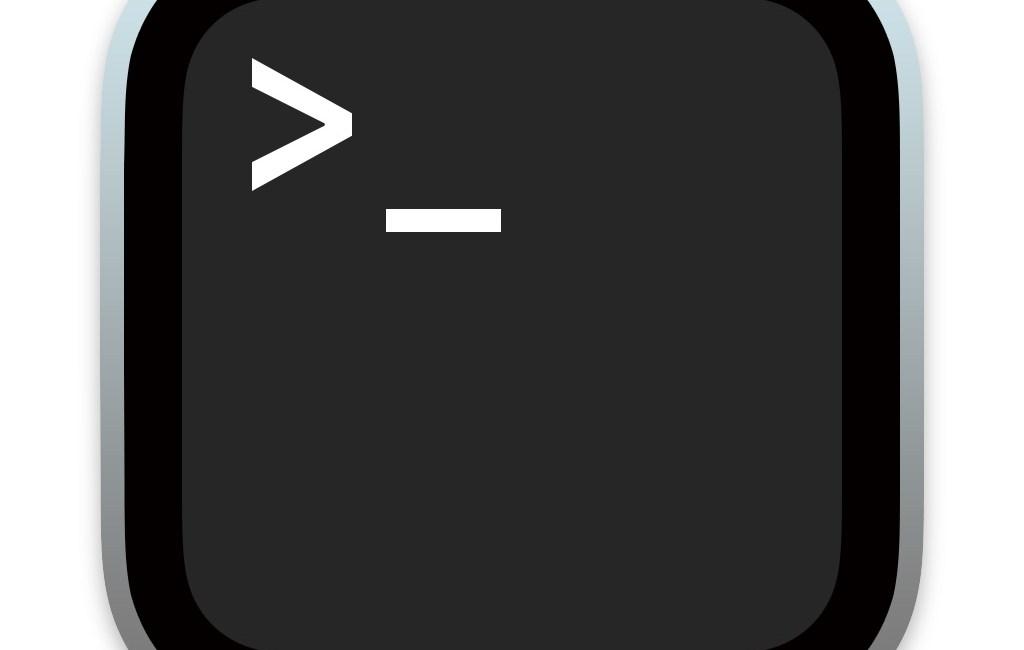 macOS Terminal Icon
