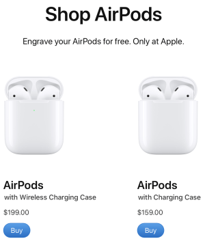 Shop Airpods at Apple