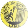 Olympic Runners Lama