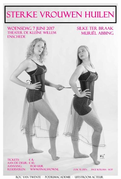 Sterke Vrouwen Huilen – Silke & Muriel