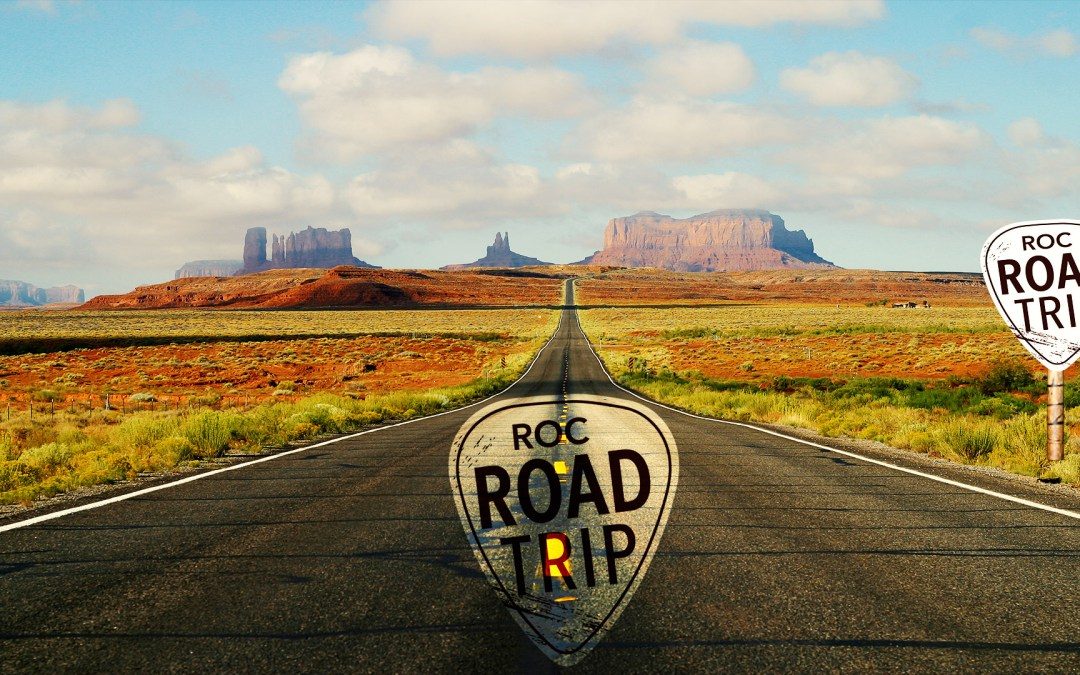 Podiumacademie Twente presenteert: ROC RoadTrip