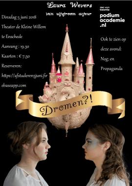 Dromen – Laura Wevers