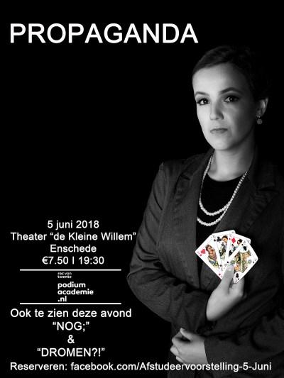 Propaganda – Giulia Radulescu