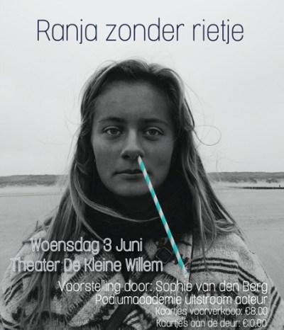 Ranja zonder Rietje – Sophie van den Berg