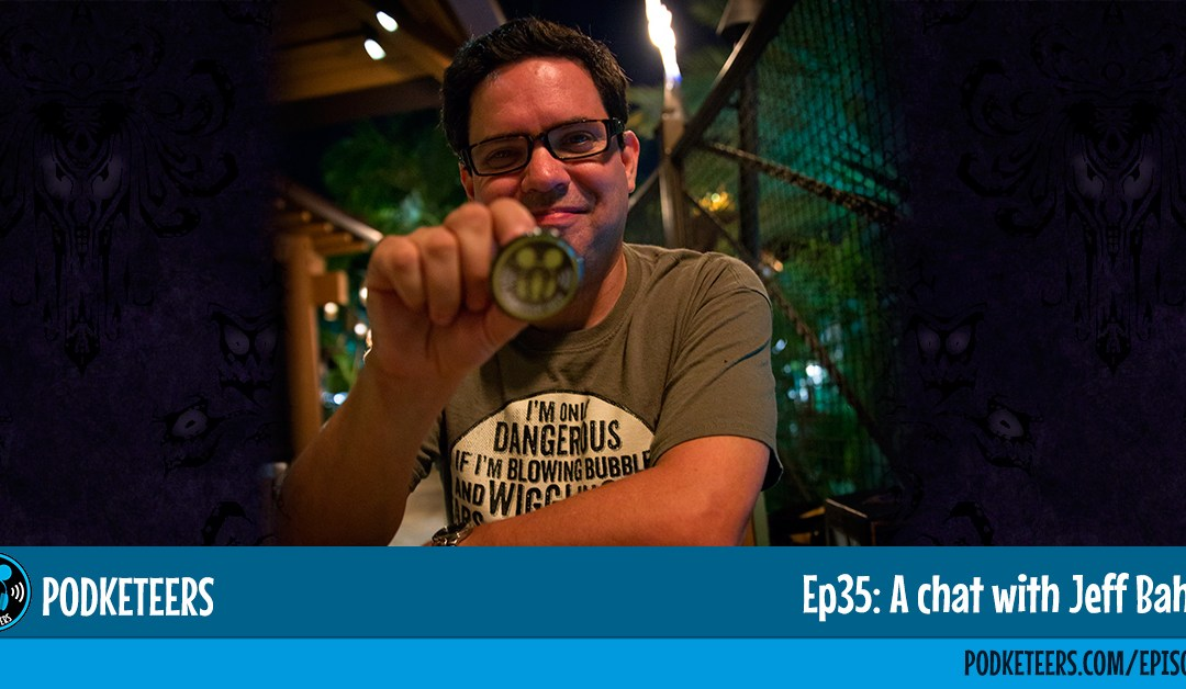 Ep35: A chat with Jeff Baham