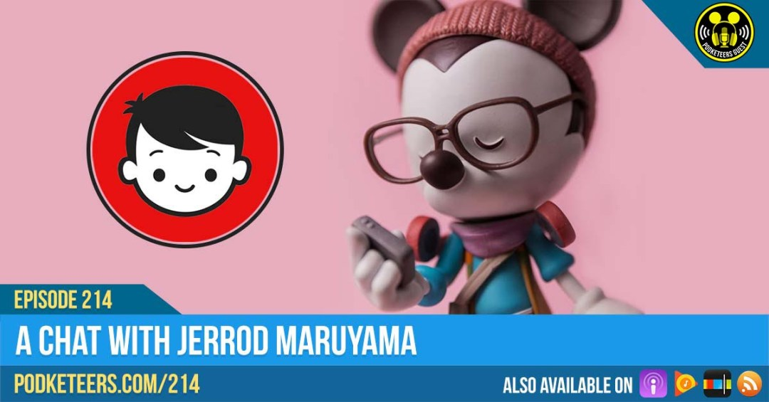 Ep214: A chat with Jerrod Maruyama