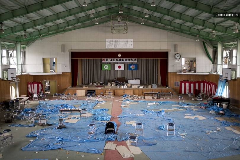 POD1398 - Cidade Fantasma - O fotógrafo polonês que entrou em Fukushima