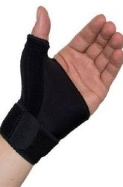 Medidu Thumb Brace / Thumb Bandage / Wrist Bandage (In black and beige)