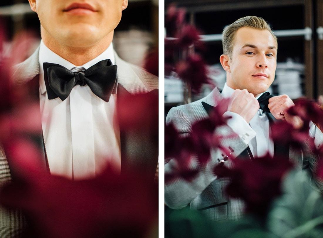 Herrenkleidung Hochzeit