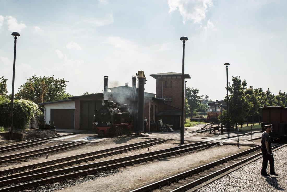 Ostsee Lokomotive