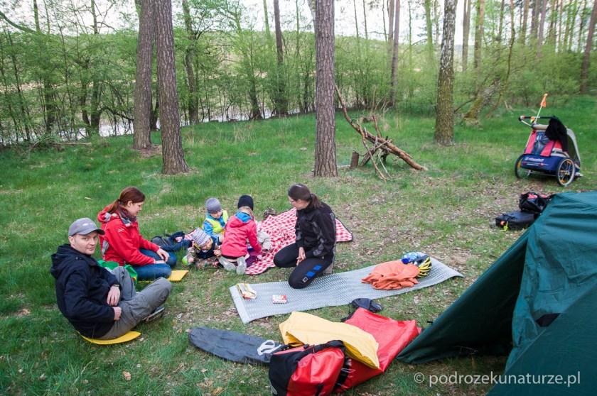 Przedwieczorny piknik