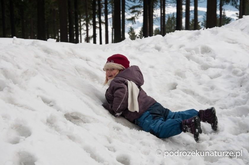 Śniegu nigdy dość!