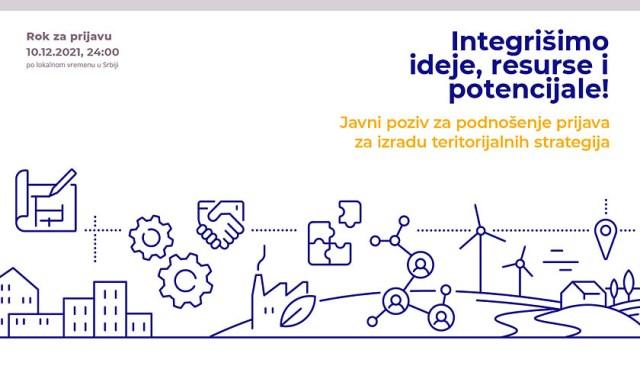 EU PRO Plus: Poziv za prijavljivanje za izradu teritorijalnih strategija