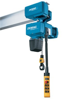 Chain hoist units DEMAG | ELMAS