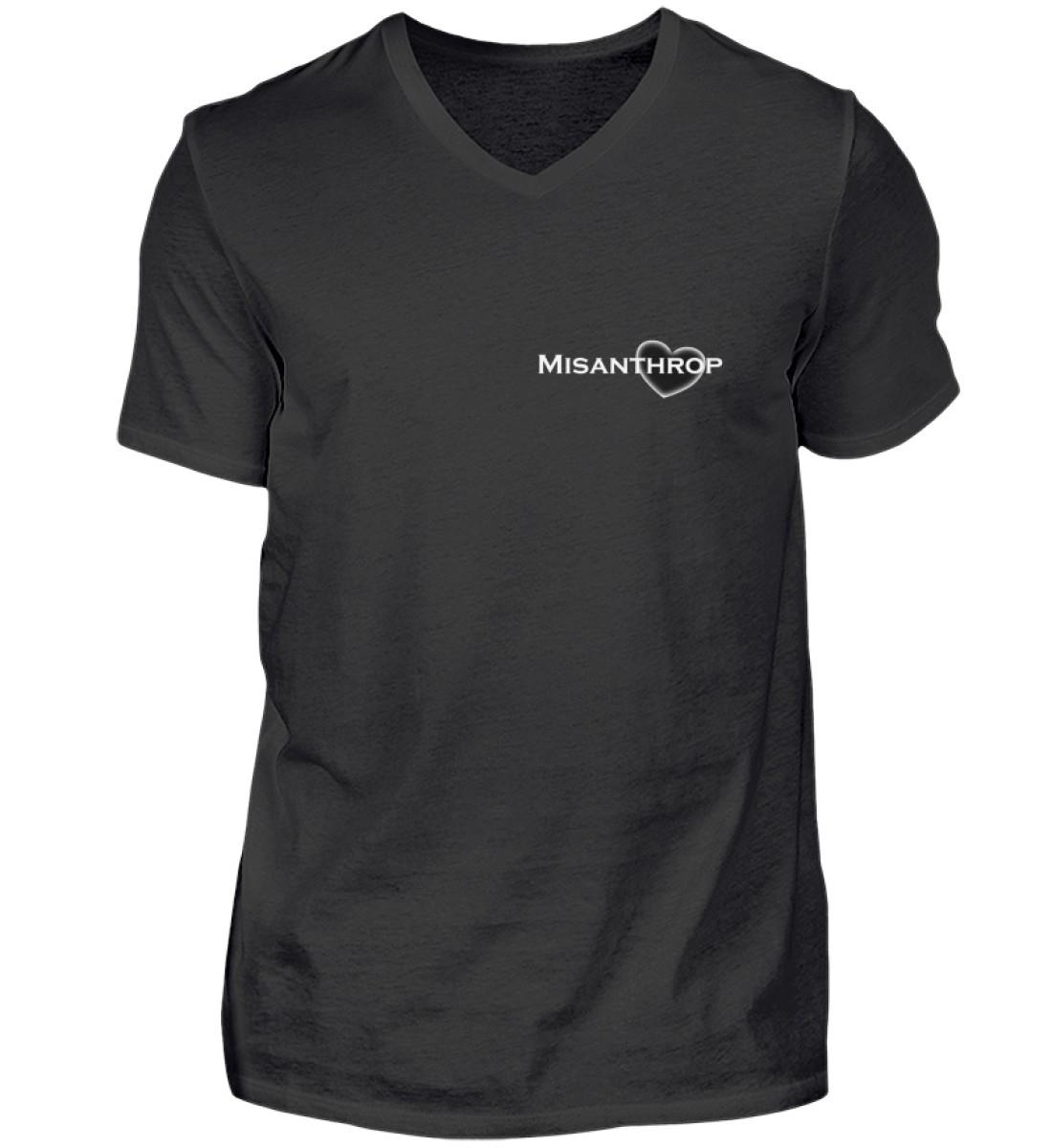 Shirt Misanthrop Statement Menschenhasser