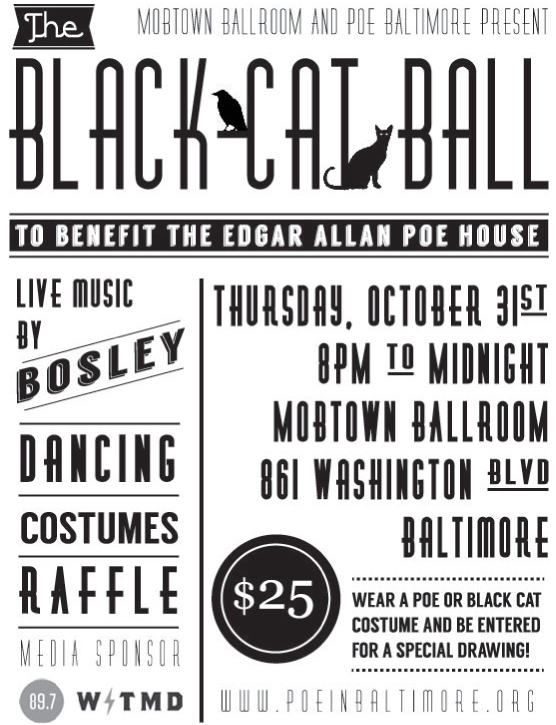 The Black Cat Ball