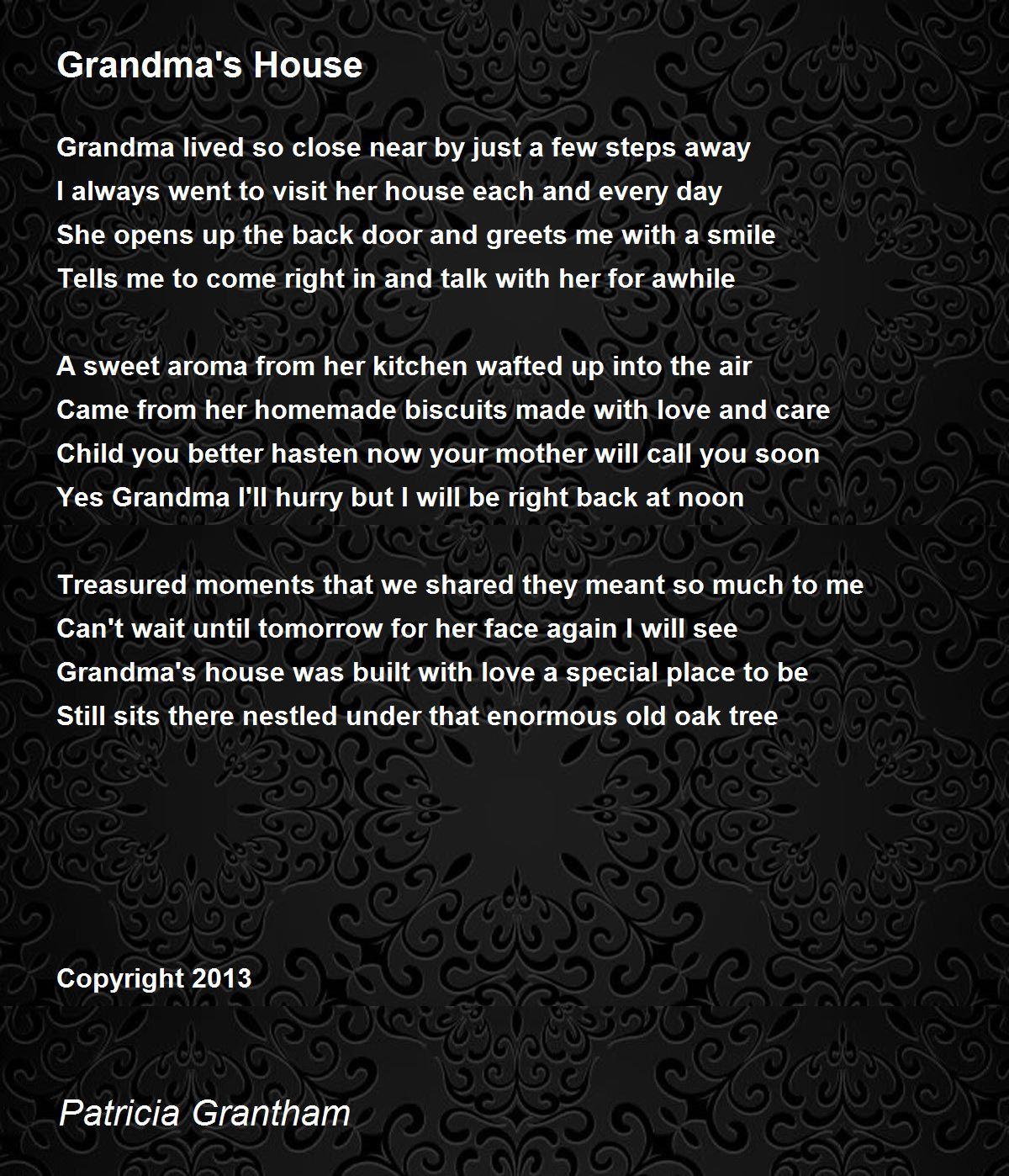 Grandma We Love You Quotes