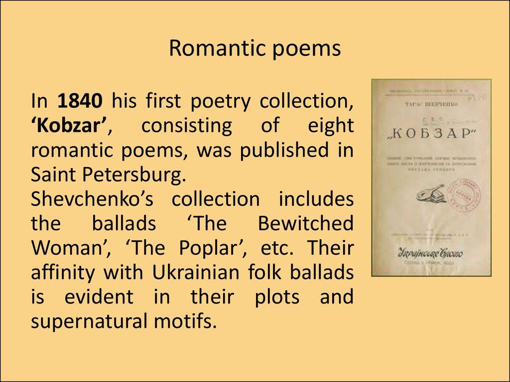 Ukrainian Poems