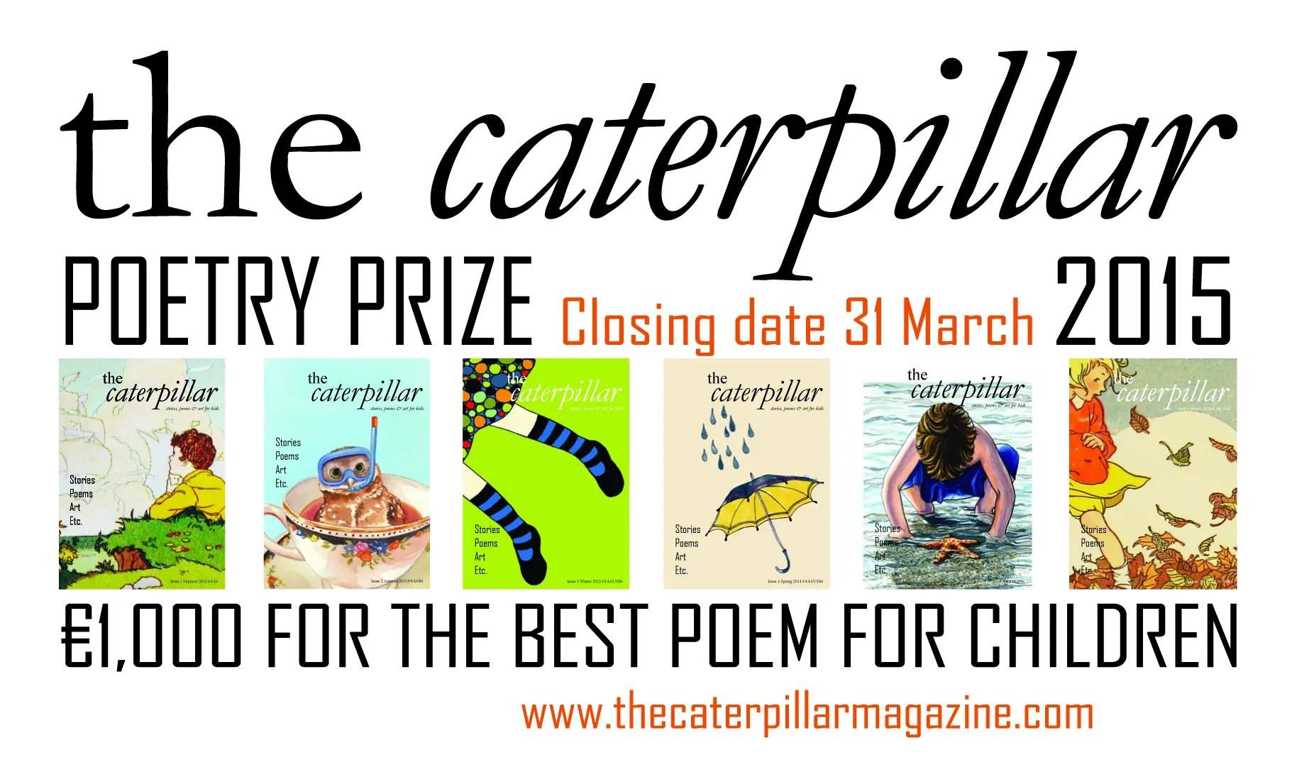 Caterpillar Poems