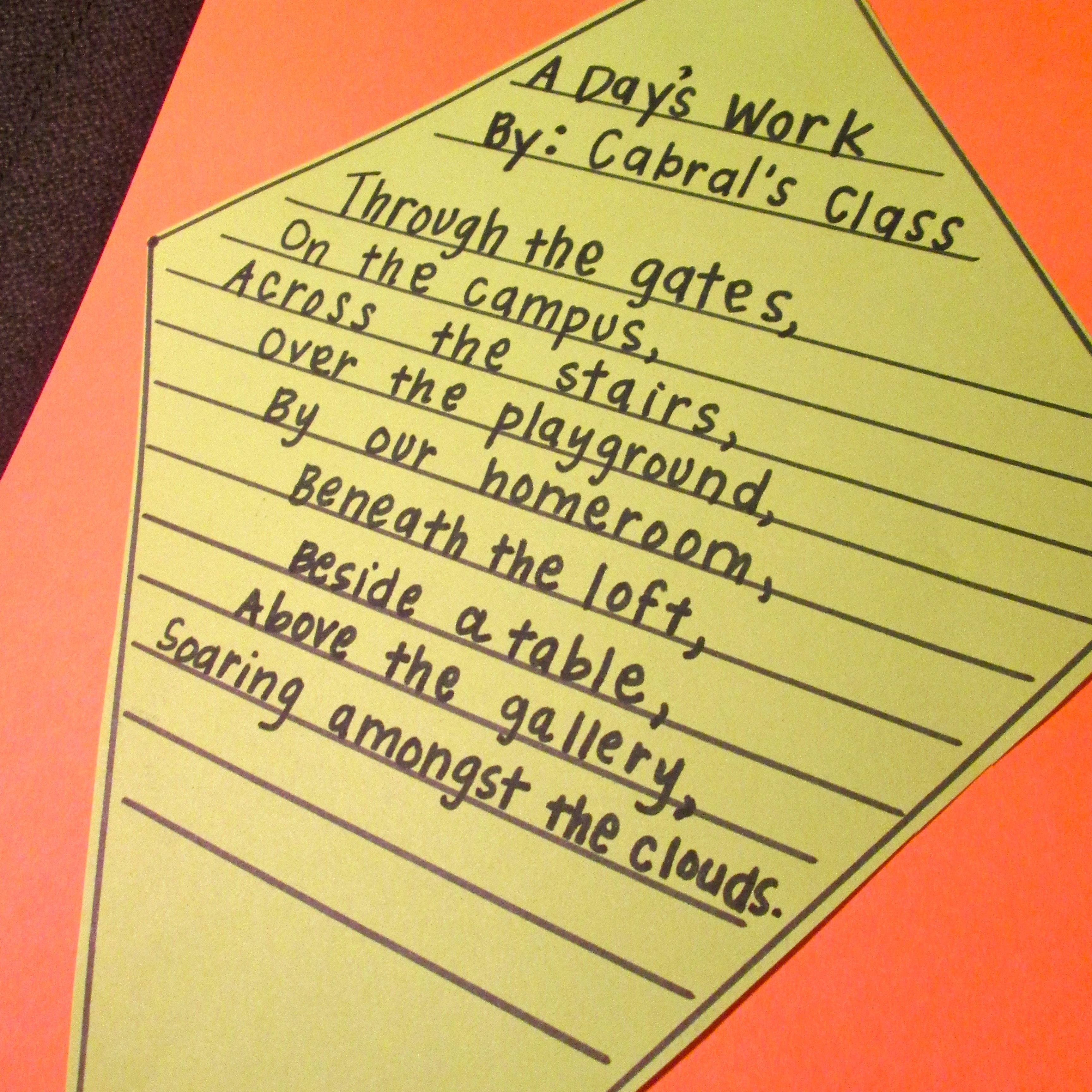 Prepositional Poems