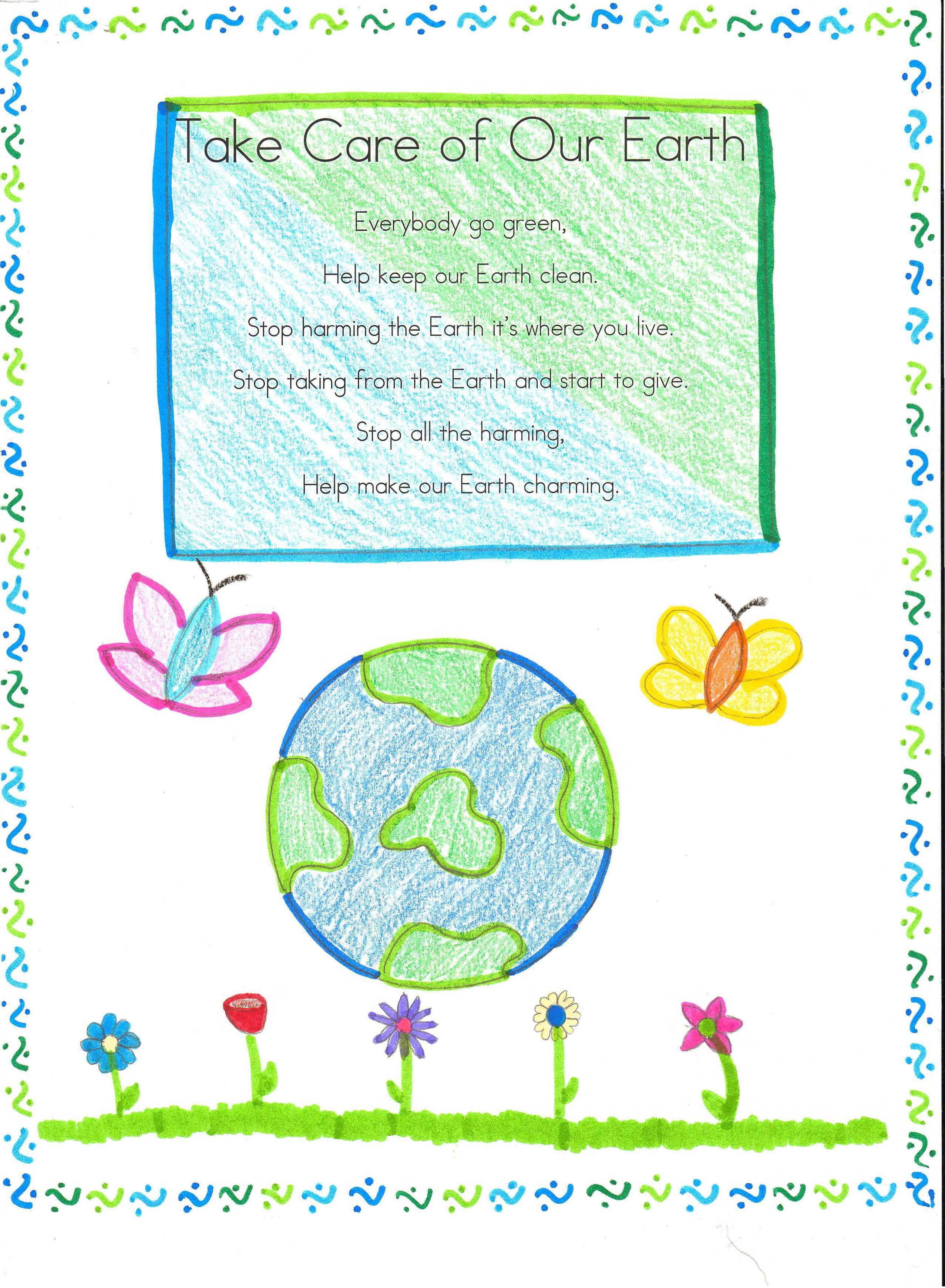 Earth Poems