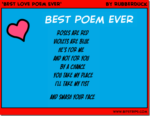 Short Funny Love Poems