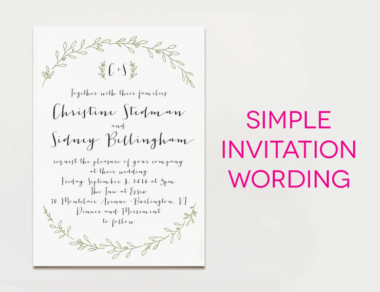 wedding card quotes in english