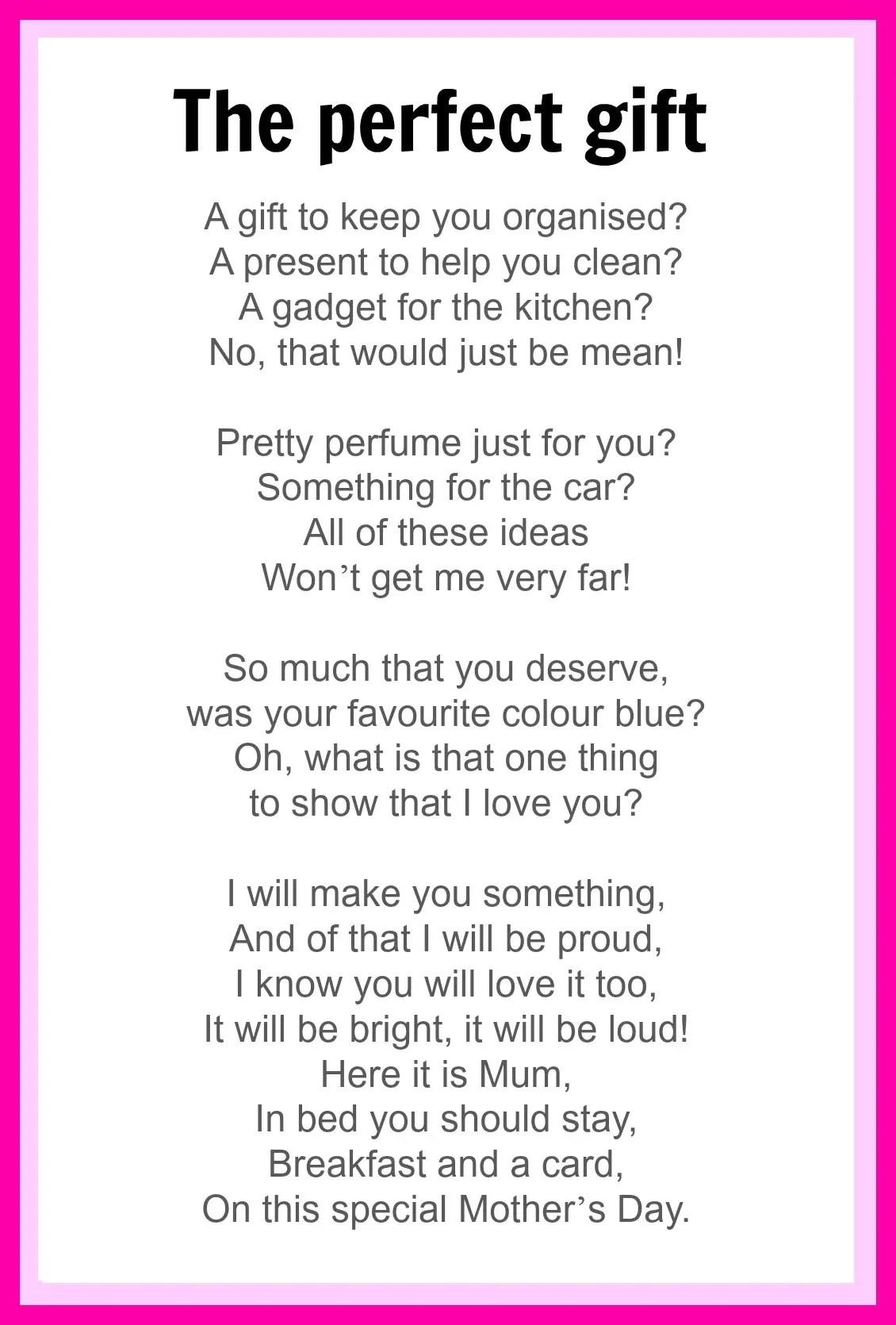 Familiar Poems