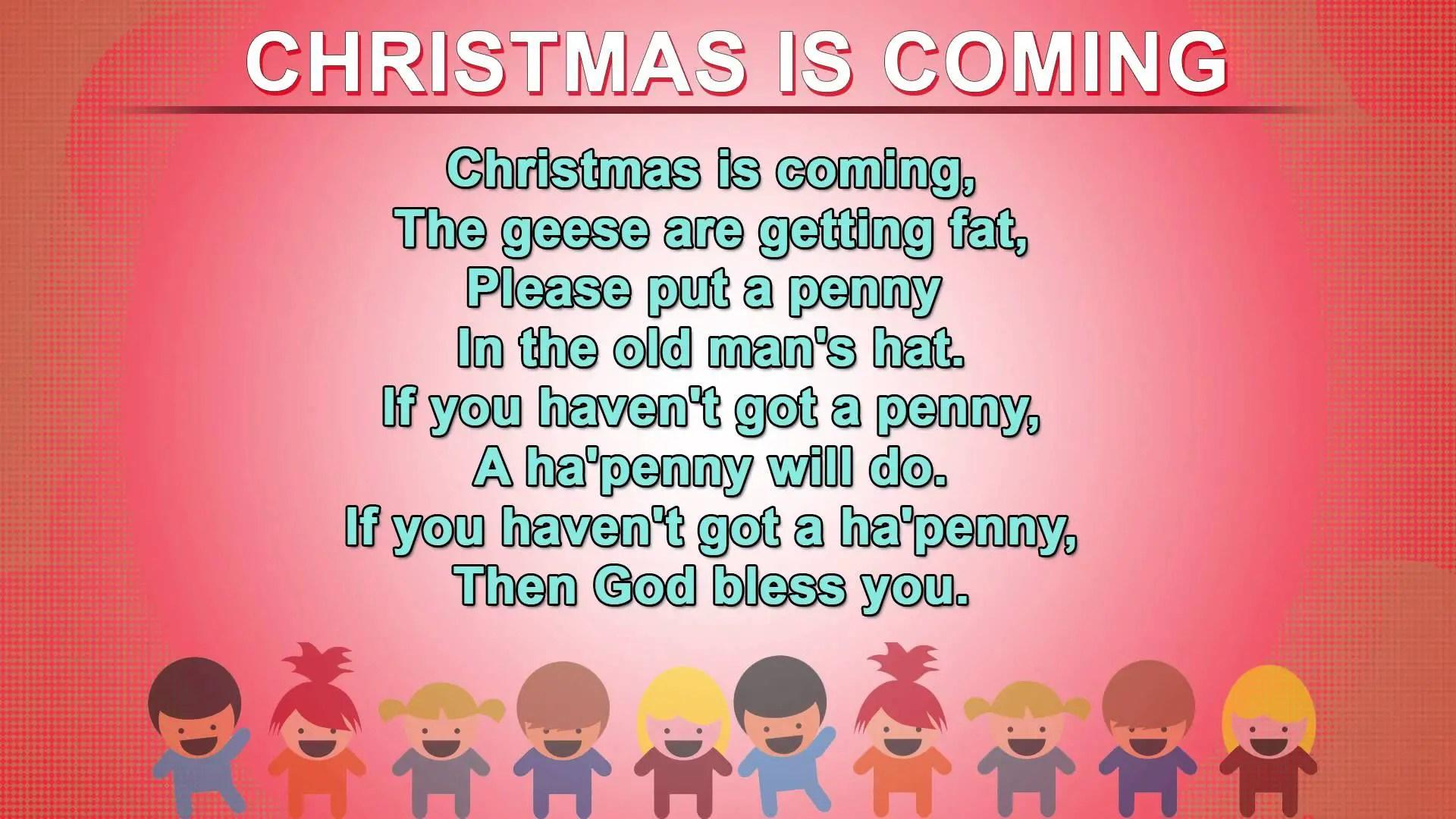Christmas Children S Poems