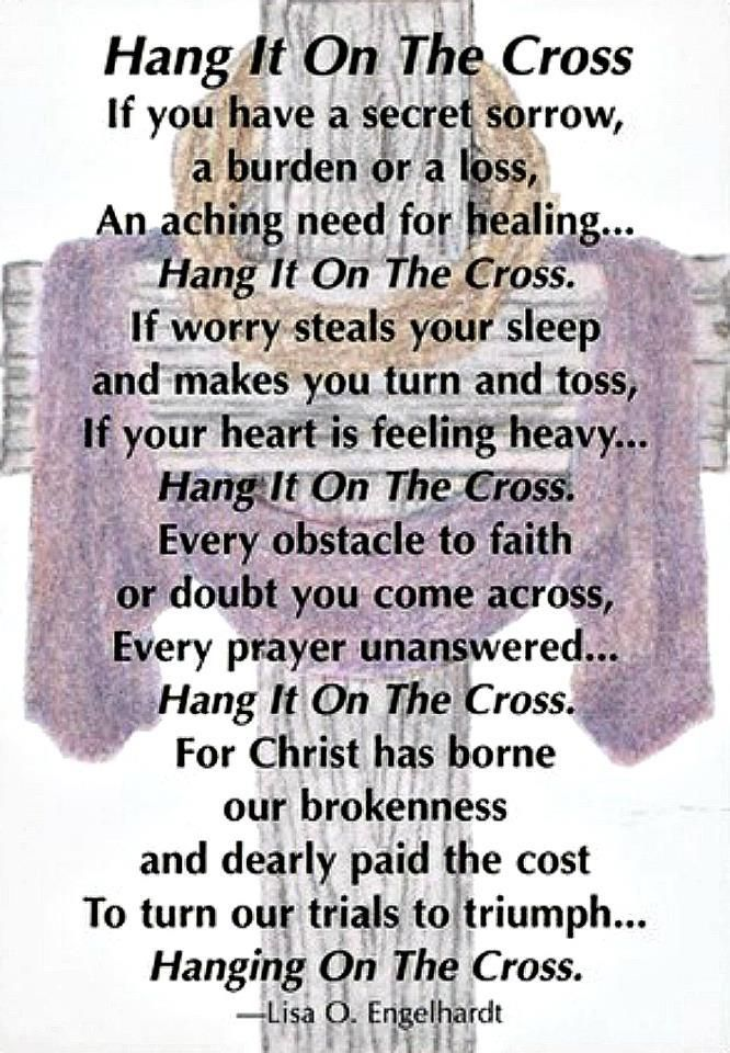 Cross Poems