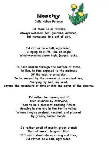 Metaphor Poem Examples Ks2 Poemview