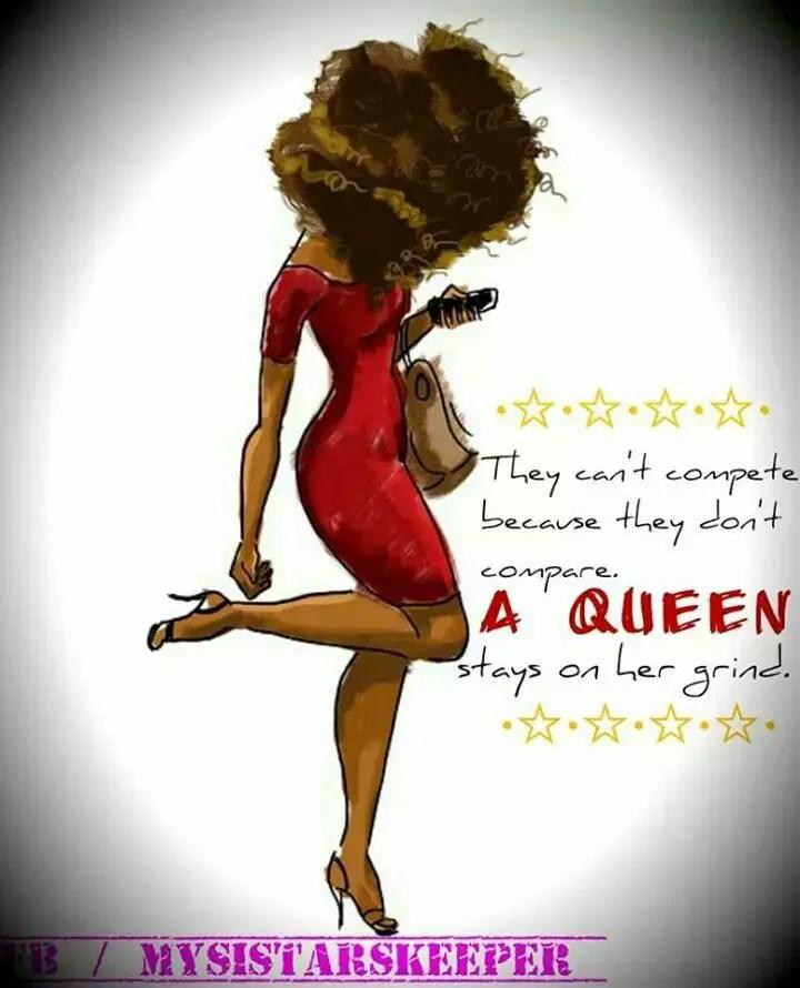 18 Inspirational Beautiful Black Queen Quotes Brian Quote