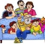 Загадки о семье
