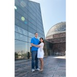 Chicago Adler Planetarium Engagement