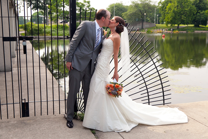Humboldt Park Wedding in Chicago
