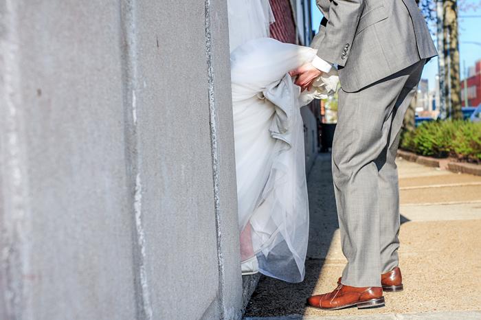 Chicago Loft Wedding - West Loop