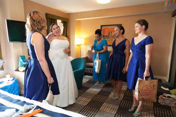 3-Chicago Hotel Lincoln Wedding